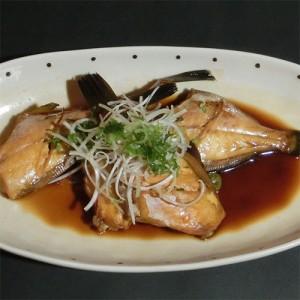 カワハギ煮付け609円 のコピー