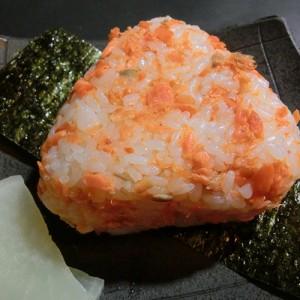 鮭おにぎり315円